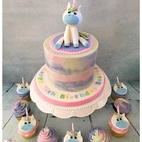 Pastel Unicorns