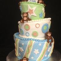 Topsy Turvy monkeys