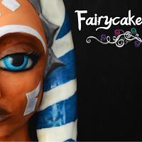 Cakeflix Collab: Ashoka Tano