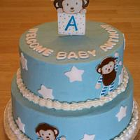 Baby shower by sabrinas sweet temptations