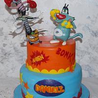 Oggy's cake