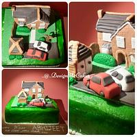 House cake for some one special