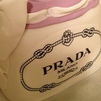 Drawstring Handbag by Carmel Millar