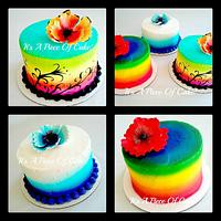 Buttercream Iced/Airbrushed