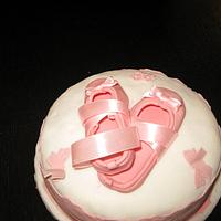 Ballerina cake by Sugar&Spice by NA