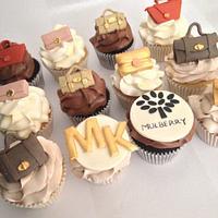 Designer bag Cupcakes