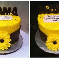 Appreciation Cake