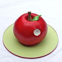 The Apple (From The Very Hungry Caterpillar)