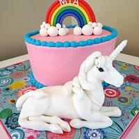 Rainbows and unicorns!