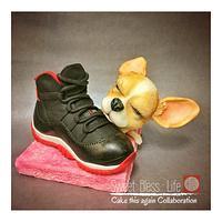 Air Jordan XI - Cake This Again Collaboration