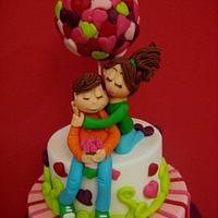 Sweet Hearts by Pura Gula