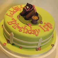 Horse Cake  by Kaylee