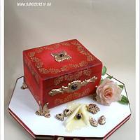Granny's juwelry box