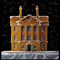 Gingerbread Mansion House