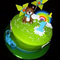 The Bear for 1st Birthday