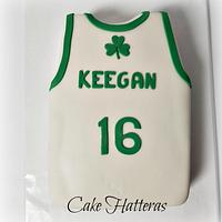 16th Birthday for a Celtics Fan