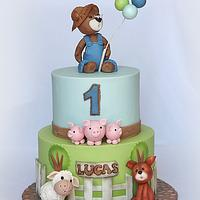 Teddy Bear & Friends