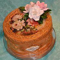 "Cake ""My dear sister"""