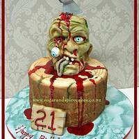 Zombie Party Crasher