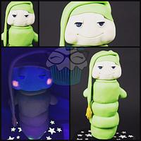 My favorite 80s Toy Glow Worm