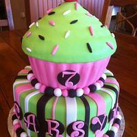 Cupcake Cake
