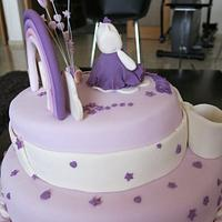 Hello Kitty cake. by Sugar&Spice by NA