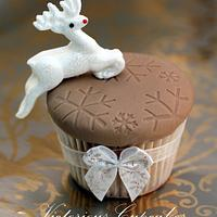 Christmas Cupcakes Part 3 by Victorious Cupcakes