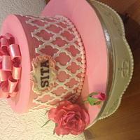 Marvelous mold cake