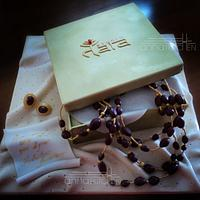 Cake for my designer friend Bharathi...