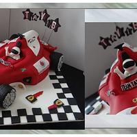 My F1 Racer !