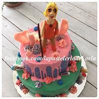 Chitara's cake