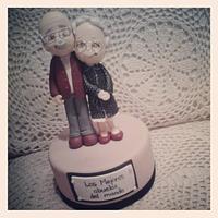 Mis abuelos!!!
