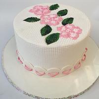 flower ELEGANT CAKE