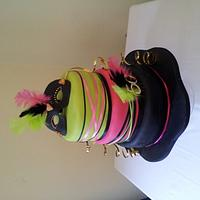 masqurade cake