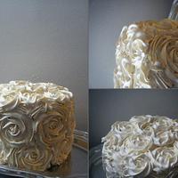 rose cake 2