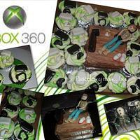 X BOX 360 by Pastelesymás Isa