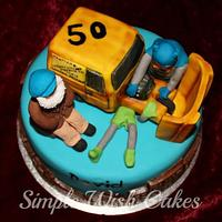 Only fools and Horse  by Stef and Carla (Simple Wish Cakes)