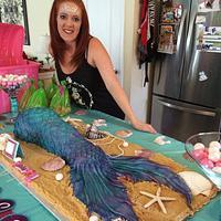 Mermaid Scarlett