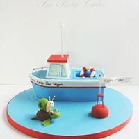 Captain Ron's Sea Wagon