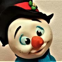Oh my snowman!