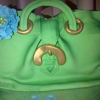 Handbag by Nelly Konradi