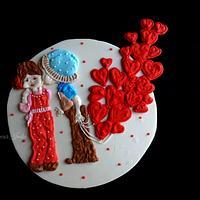 Valentine's Day cake3