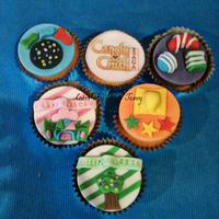 candy crush saga cupcakes