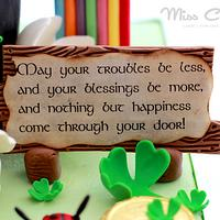 Tiddly Hee, Tiddly Ho! Happy St Patrick's Day to One & All! by misscouture