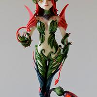 Zyra Rise of The Thorns Cake Con Collaboration