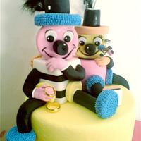 MR AND MRS ALSORTS