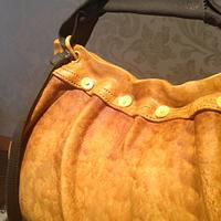 Mulberry Bag cake by Nina Stokes