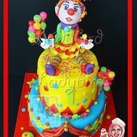clown colors