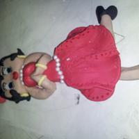My first fondant figure