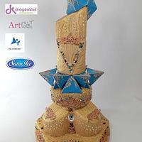 AVANT GARDE CAKE